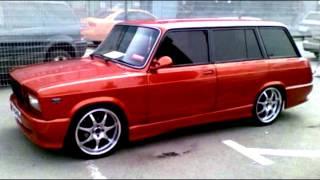 четвёрка тюнинг ВАЗ 2104
