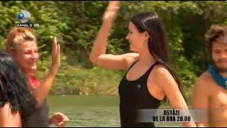 Survivor(08.04)-Irina Ceban si Raluca Dumitru intra in competitie! Cine sunt celelalte 2 concurente?