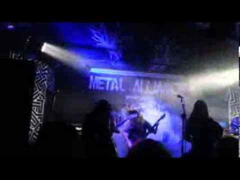 GOTLAND - GUTA SAGA live @ METAL ALLIANCE FEST 2013