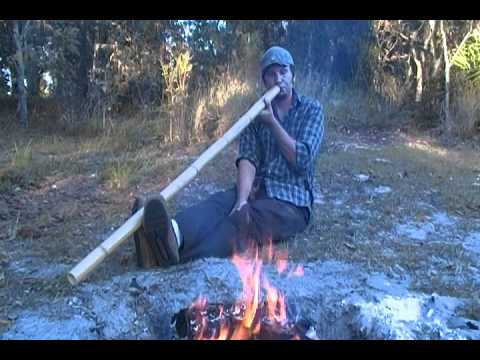 Beginner bamboo Didgeridoo