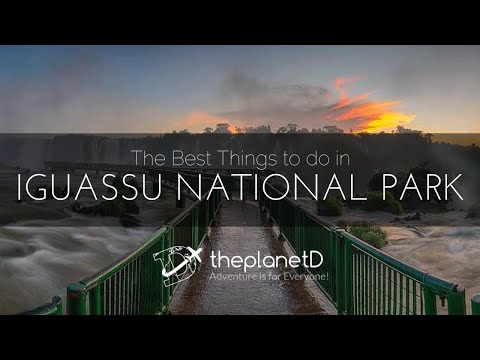 Iguassu Falls Travel Guide - The Best of Brazil