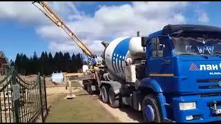 Бетона аланстрой завод товарного бетона тула