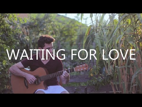 Waiting For Love - Avicii (fingerstyle guitar cover by Peter Gergely) Mp3