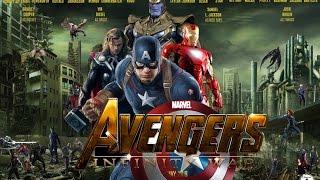 Мстители: Война бесконечности -  Часть 1   когда выйдет фильм
