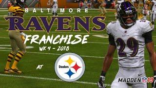 Ravens at Steelers ENOUGH SAID!!! Week 4 at Steelers - Baltimore Ravens Franchise
