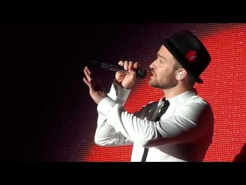 Justin Timberlake - New York, New York (Legends Of The Summer - Rose Bowl 7/28/13)