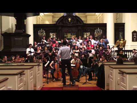 Wolfgang Amadeus Mozart: Requiem Sanctus
