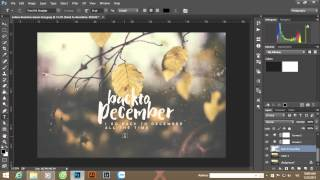 [Photo Quote] Back To December - Design By Nguyễn Văn Linh