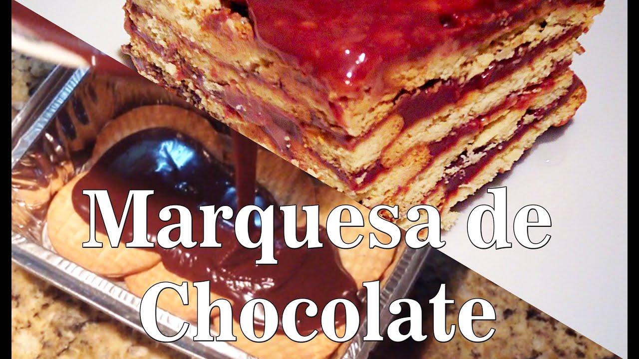 Marquesa Cake