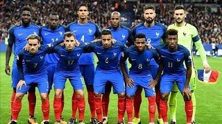 Lista de Convocados de Francia para el Mundial 2018
