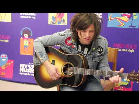 Ryan Adams w/ MyMusicRx -