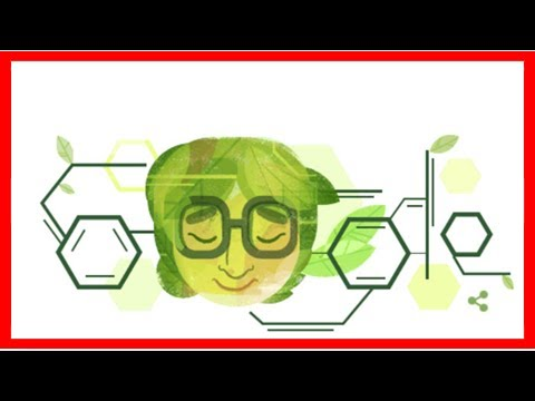 Google's new doodle celebrates the 100th birthday of indian chemist asima chatterjee By News Today