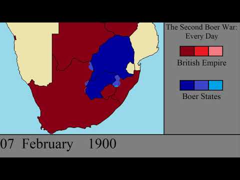 The Second Boer War: Every Day