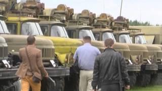 Арсенал (28.06.2015) Выставка-продажа военной техники(Современная армия развивается динамично. На вооружение поступает новая техника и экипировка. Снятые со..., 2015-06-28T10:40:26.000Z)