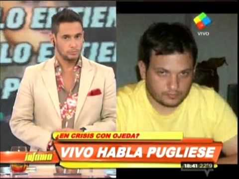 """Verónica Ojeda se separó de Pablo Pugliese: """"Hay cosas que no me gustan"""", dijo él"""