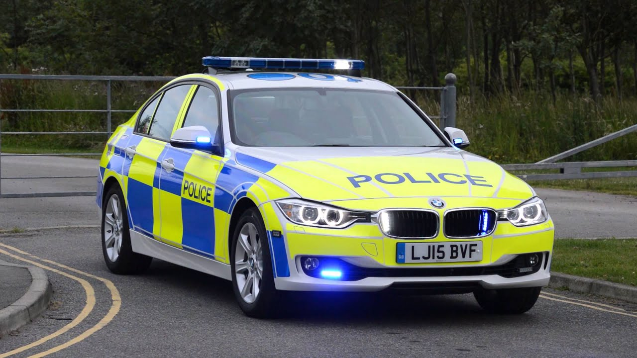 Northumbria Police Brand New Bmw 330d Xdrive Youtube