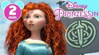 MERIDA: Lieblingsszene – Merida kämpft um ihre eigene Hand | Disney Junior