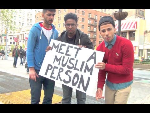 MEET A MUSLIM PERSON from YouTube · Duration:  3 minutes 20 seconds