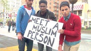 MEET A MUSLIM PERSON