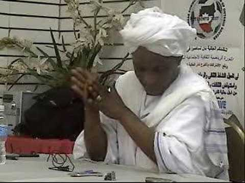 Abdullahi Ahmed An-na'im in Toronto (06/07/08), Part 8