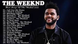 The Weeknd Best Songs ❄ The Weeknd Greatest Hits Album 2020