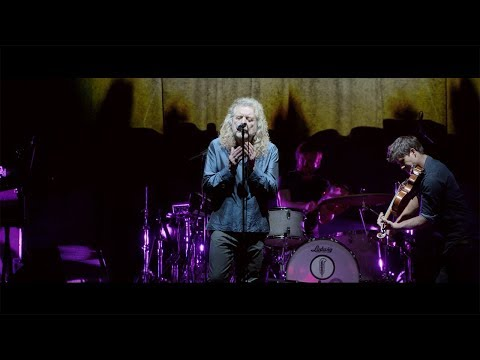 Robert Plant  Carry Fire Live