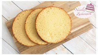 Wunderkuchen I tolles wandelbares Grundrezept von Nicoles Zuckerwerk