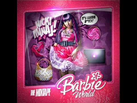 Nicki Minaj - Getting Paid [2010] WITH LYRICS .