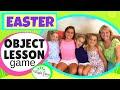 EASTER EGG HUNT & OBJECT LESSON *sensitive version* Resurrection Eggs CHILDREN'S MINISTRY