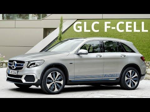 2018 Mercedes GLC F-CELL - Combines Electricity and Hydrogen