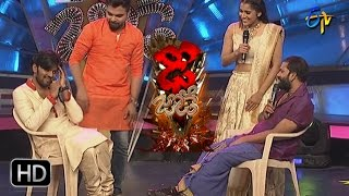 Funny Task | Dhee Jodi | 29th March 2017 | ETV Telugu