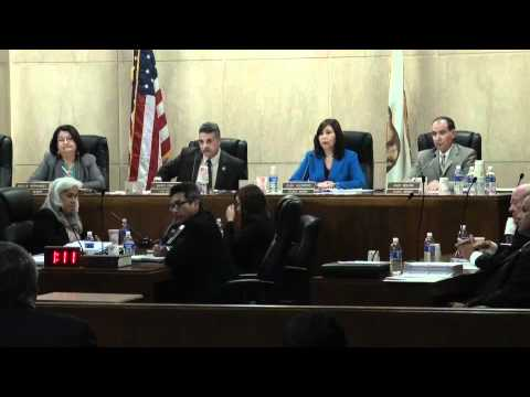 Huntington Park City Council Hears From The Editor Of WatchOurCity.com