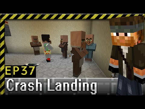 New Head Chef | Crash Landing Modpack | Ep.37