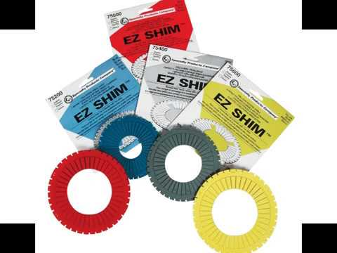 75200 / 75400 / 75600/ 75800 EZ Shim Installation Video - Specialty Products Company