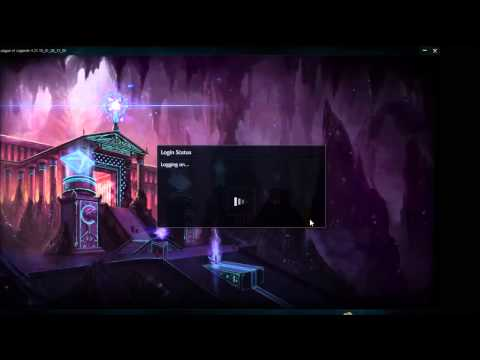 How to Copy Paste League of Legends in USB to PC Garena