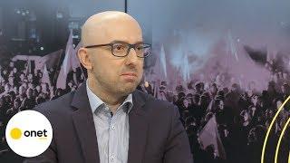 Łapiński u Stankiewicza o aferze taśmowej: zabrakło osłony dla premiera | Onet Opinie