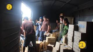 Bình Dương, phát hiện nhiều hàng hóa nghi nhập lậu tại ga Sóng Thần