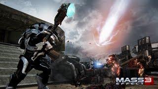 Mass Effect 3 Krogan Warlord Platinum Solo