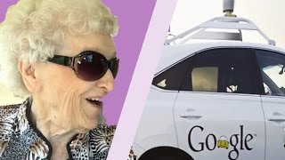 Elderly People Try Self-Driving Cars For The First Time