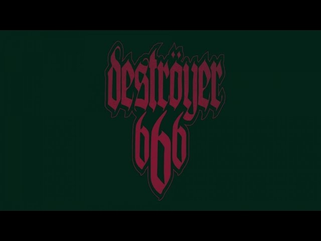DESTRÖYER 666 – WILDFIRE