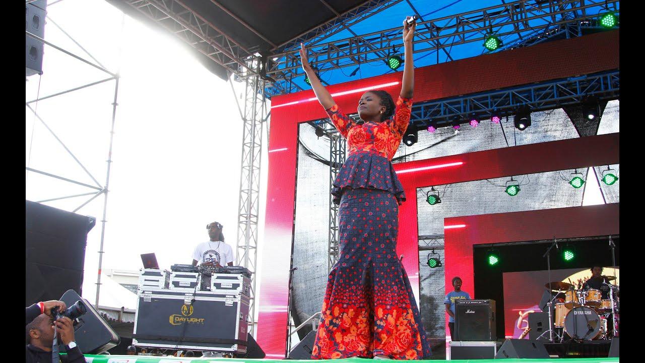 Groove Tour 2016 - Narok - Eunice Njeri