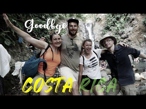 Reiseende - VLOG Zur Reise & Fotos | Costa Rica #08