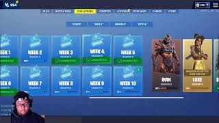 CONSEILS DE RÉSULTATS DE RANDOMS EN PC! Fortnite Battle Royale[ROAD TO 970 SUBS]