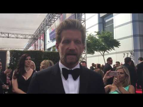 Paul Sparks 'House of Cards' on 2016 Creative Arts Emmys red carpet