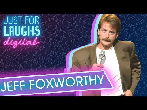 Jeff Foxworthy - Men Don't Care About How They Look