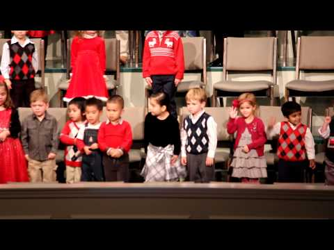 Canyon Creek Christian Academy Christmas Program 2012.