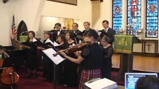 長島教會詩班合唱(2) 長島台灣基督教會社區音樂會 2012/9/29