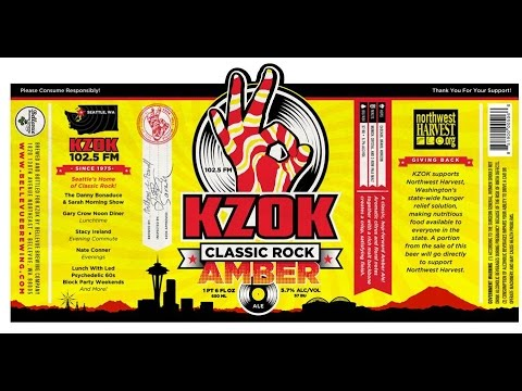 KZOK Classic Rock Amber Release Party