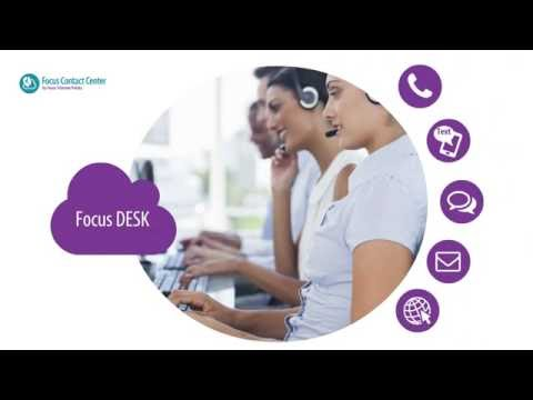 Focus Desk is all you need to handle customer care better, faster, and leaner.