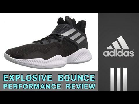 Adidas Explosive Bounce Shoe